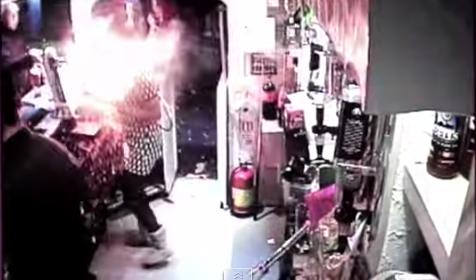 電子タバコ_爆発