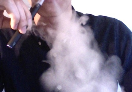 eGo-T_煙の量