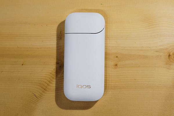 iQOS_アイコス_バッテリー充電ケース