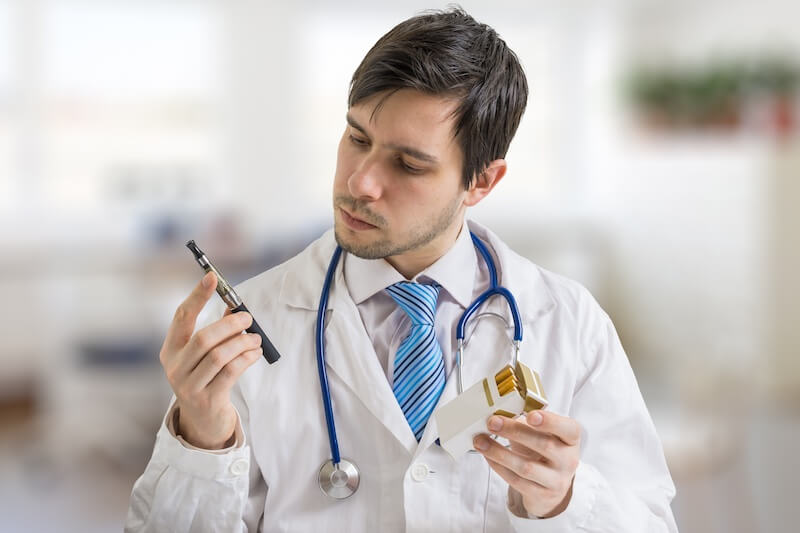 電子タバコと健康