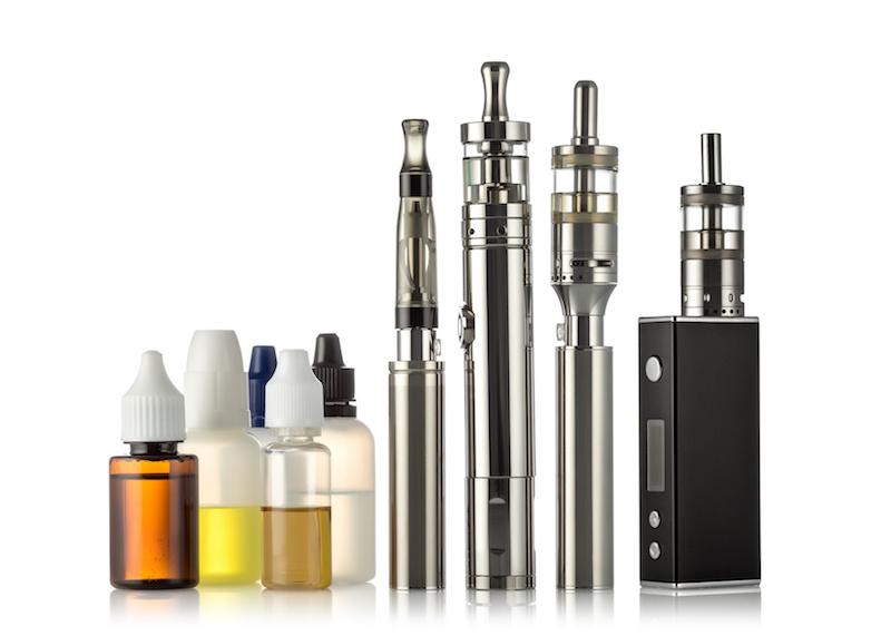 電子タバコ ベイプの種類