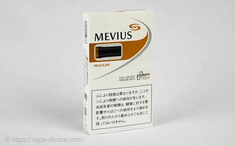 たばこカプセル メビウス・レギュラー フォー・プルーム・テック