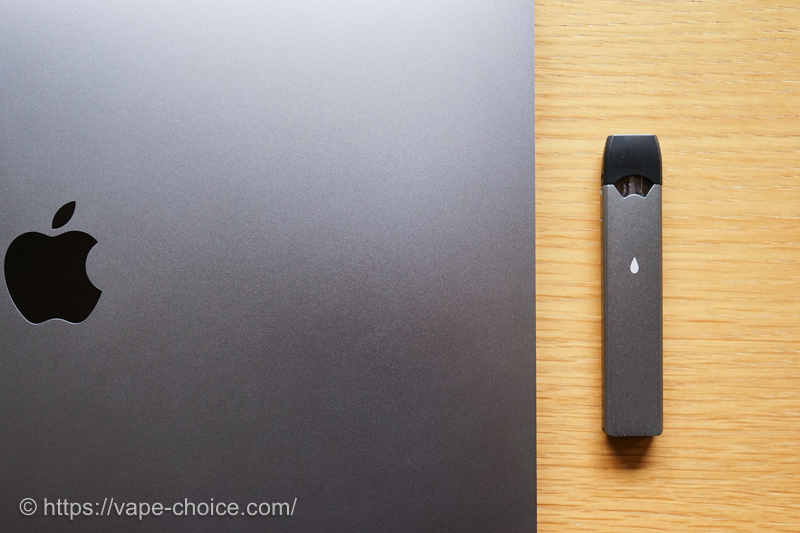 フレンバーAIRとMacBook