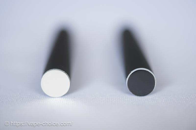 GeeMoプルームテック互換バッテリー 先端部分