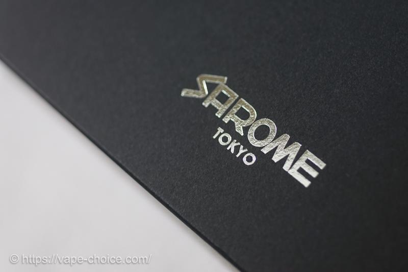 SAROME VAPE1 箱