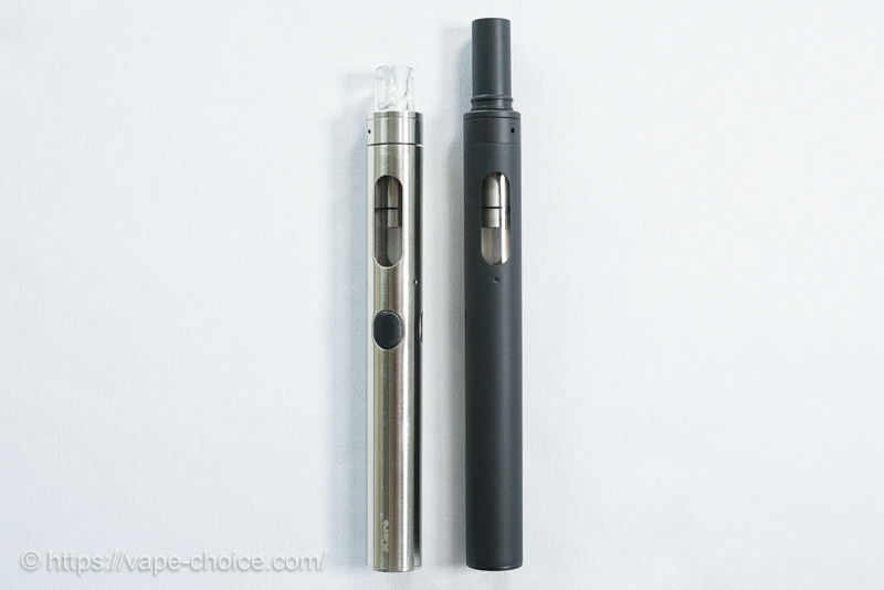 eleaf icare 140 sarome比較
