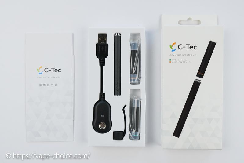 C-Tec付属品