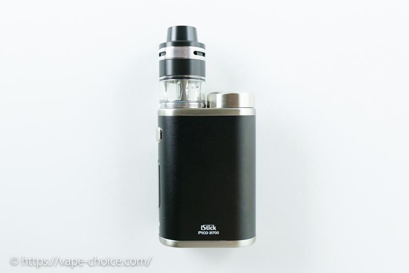 Aspire Revo tank、iStick Pico 21700