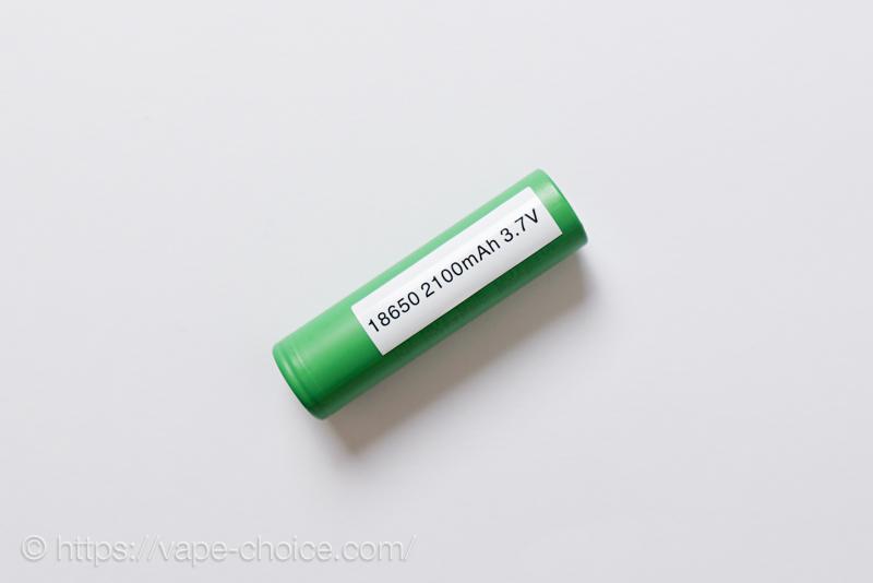 18650バッテリー