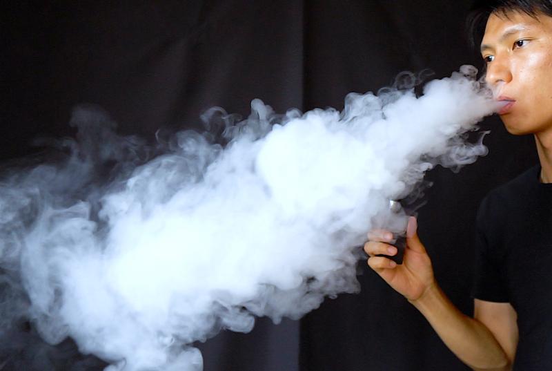 EVO75Kit 煙の量